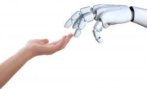Kan en robot ta ditt arbete?
