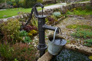 Klarar du din egen vattenförsörjning?