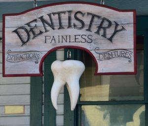 Låt tandläkaren lära dig att spara pengar